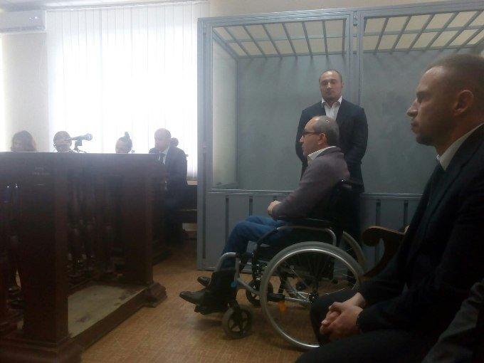 Суд над Кернесом: прокурори зачитали обвинувальний акт (оновлюється, ФОТО)