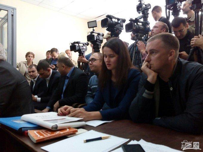 У Полтаві розглядають справу Кернеса по суті (оновлюється, ФОТО)