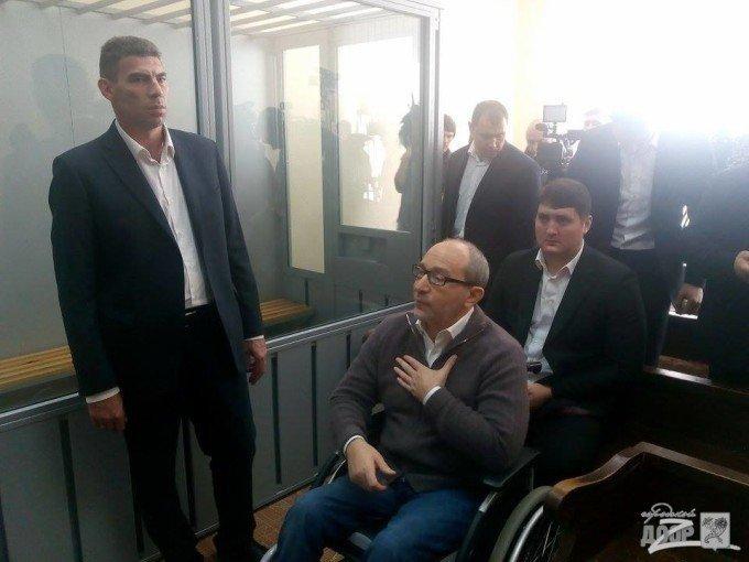 Суд над Кернесом у Полтаві перенесли