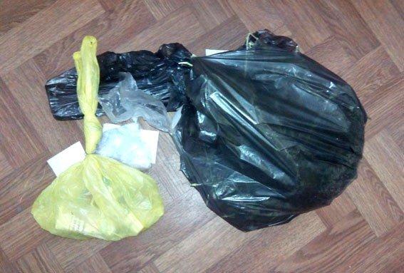 У 28-річного жителя Кременчука вилучили 1 кілограм наркотиків