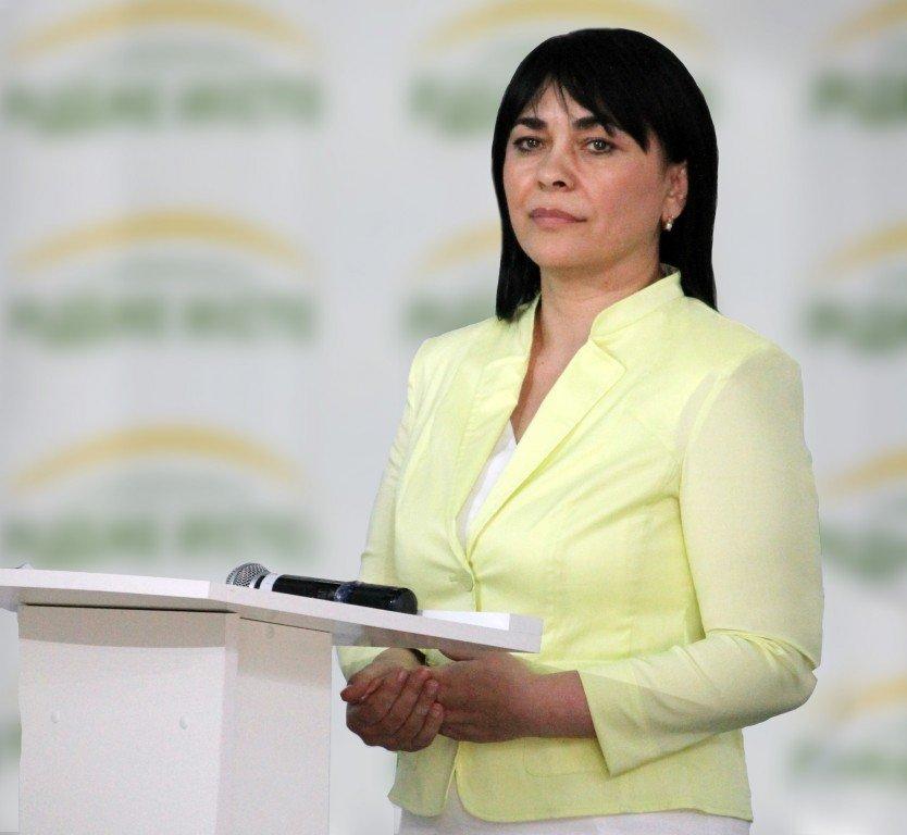 Оксана Деркач: «Для полтавців найкращим із можливих кандидатів є Олександр Удовіченко»