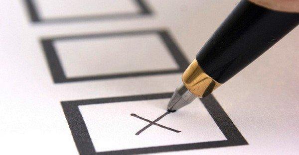 повідомлення про порушення виборів у Полтаві