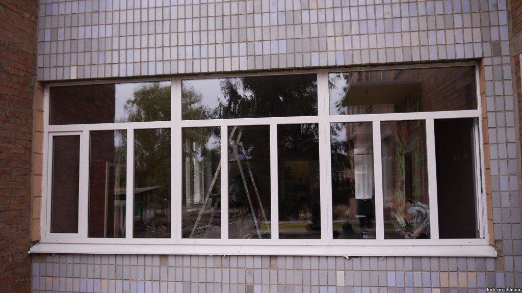 Німці дали грошей на заміну енергозберігаючих вікон у одному з дитсадків Полтавщини