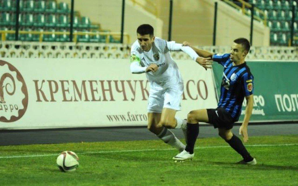 «Ворскла» виходить в чвертьфінал Кубку України
