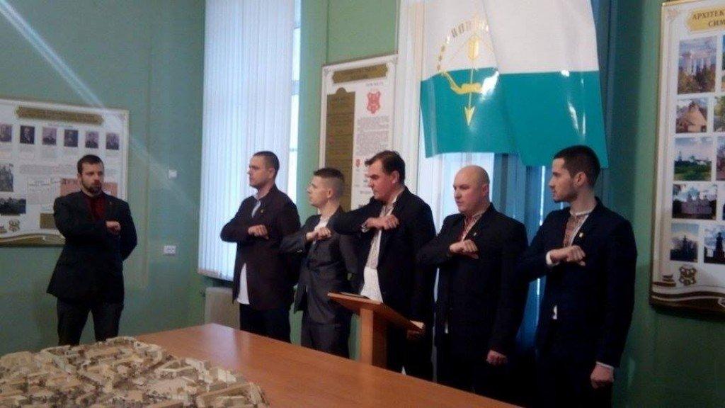Розпочалася перша сесія оновленого складу Полтавської міськради (оновлюється)