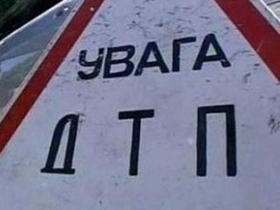 На Полтавщині водій легковика збив двох пішоходів
