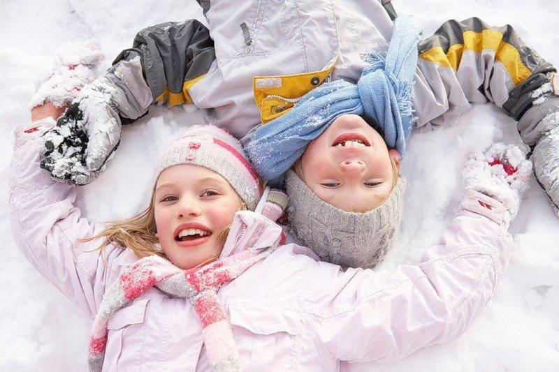 На Полтавщині школярі відпочиватимуть взимку від двох тижнів до місяця: про канікули