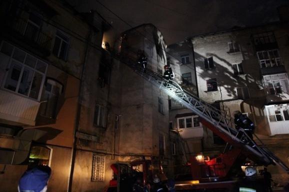 Через задимлення збагатоповерхівки вПолтаві евакуювали більше 40 осіб