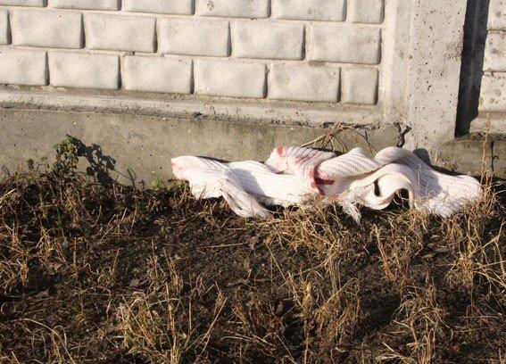 На Полтавщині чоловік побив до смерті гумовою палицею знайому