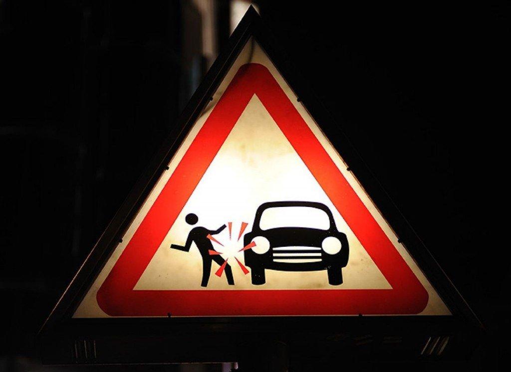 У Лохвиці 4-річна дитина потрапила під колеса «Москвича»