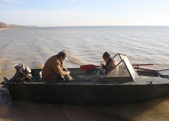На Полтавщині рибалки незаконно наловили риби на 90 тисяч гривень (ФОТО)