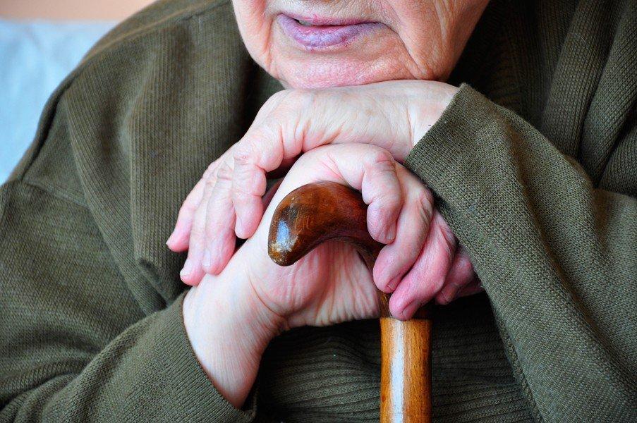 Псевдогазовики викрали у пенсіонерки тисячі гривень та сотні доларів