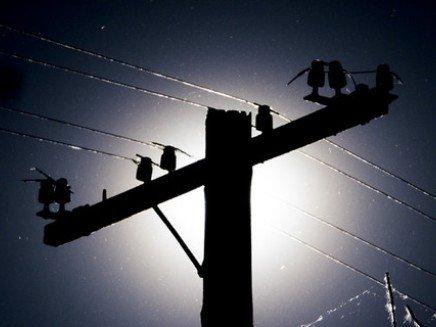 У Полтавському районі напередодні Нового року вимикатимуть електроенергію: графік