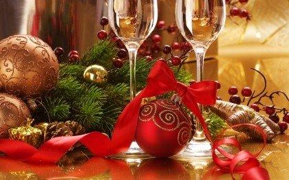 Новорічно-різдвяні тости і привітання, які полтавцям можуть стати в нагоді
