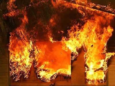 У Кременчуці в пожежі загинула жінка