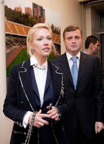 Дружина Костянтина Жеваго увійшла в список топ-10 жінок українських мільйонерів