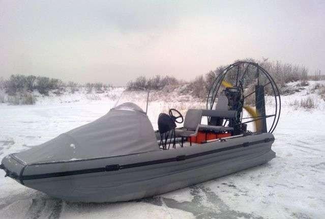 лодка ангара 520