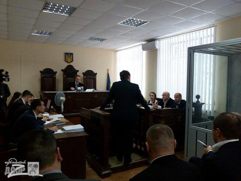 У Полтаві триває суд над Кернесом (оновлюється)