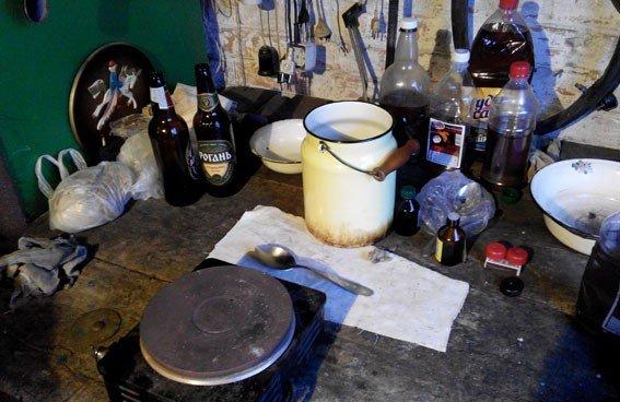 У помешканні жителя Лубен знайшли наркотиків на півмільйона гривень
