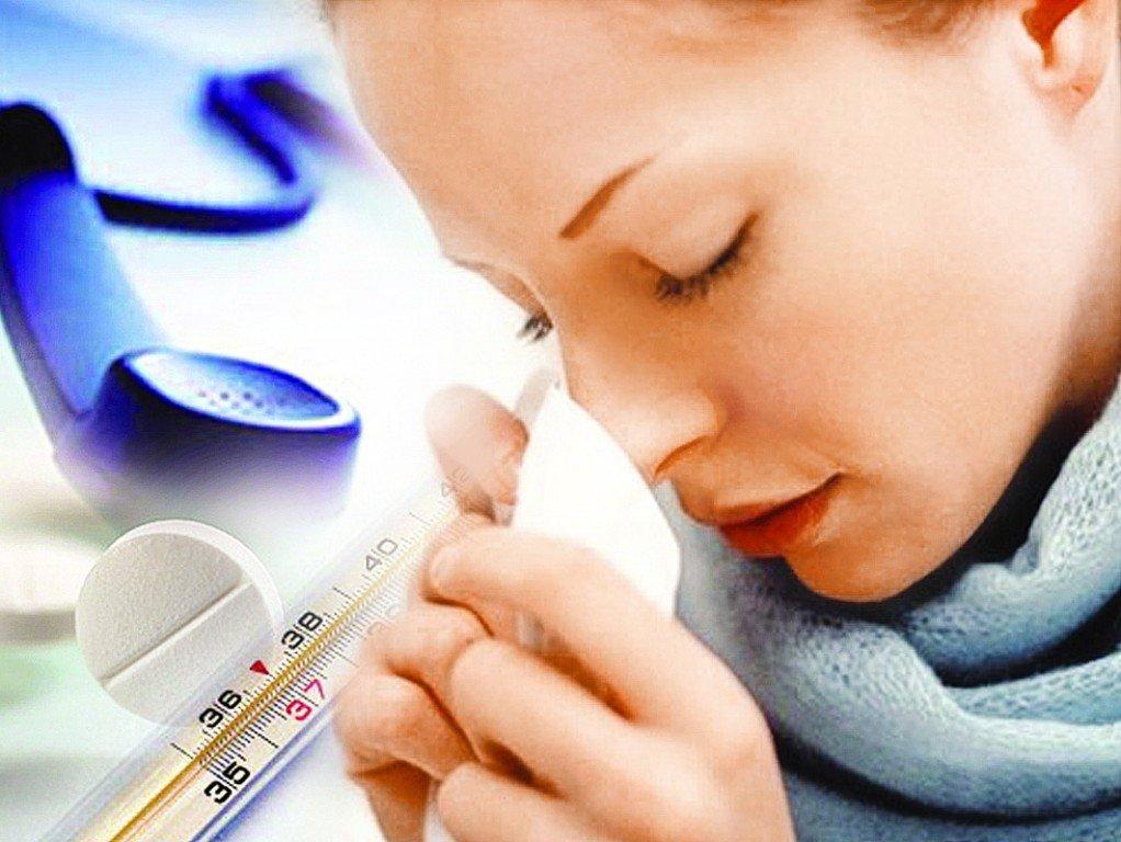 У МОЗ розповіли про ситуацію з грипом та ГРВІ в областях та хто найуразливіший