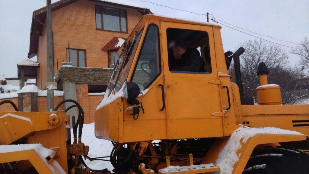 Простий популізм: Каплін приїхав «рятувати» Полтаву від снігу