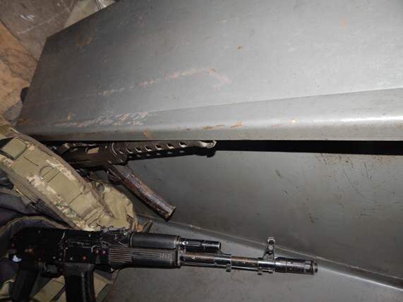 У Полтаві затримали торговця зброєю