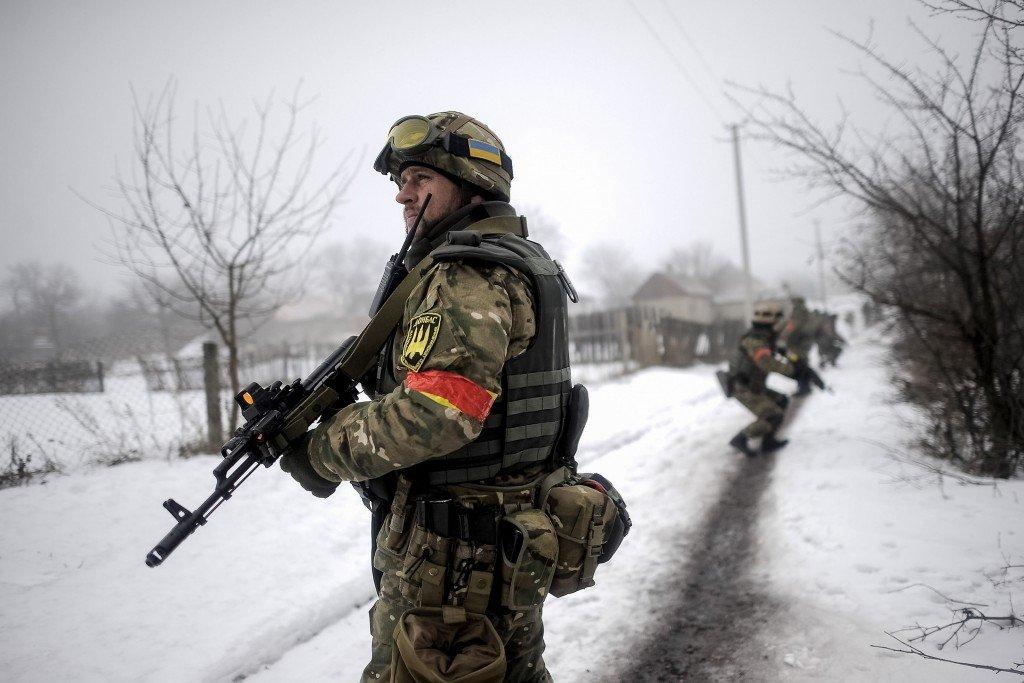 У зоні АТО загинуло понад 2200 українських воїнів