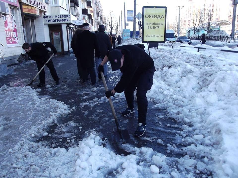 Комісія по снігу: у Полтаві хочуть повернути традицію екса-мера Кукоби