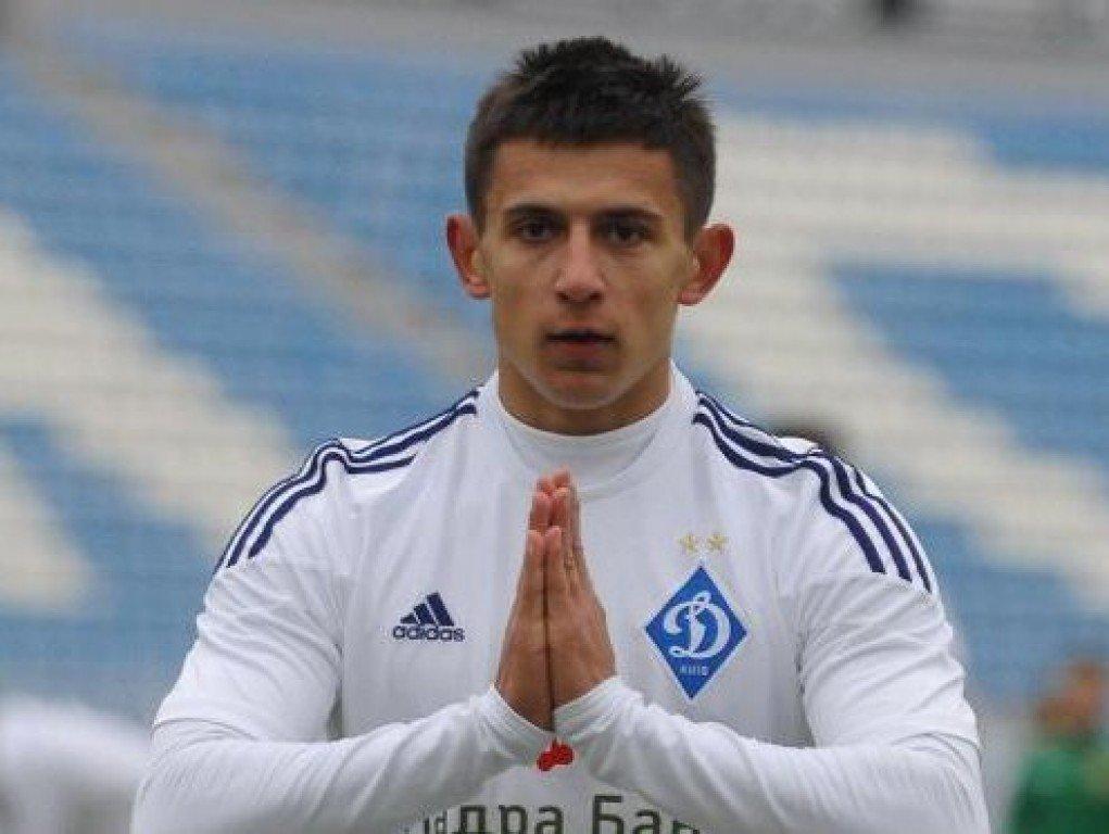 Вихованець київського «Динамо» у «Ворсклі» на півроку