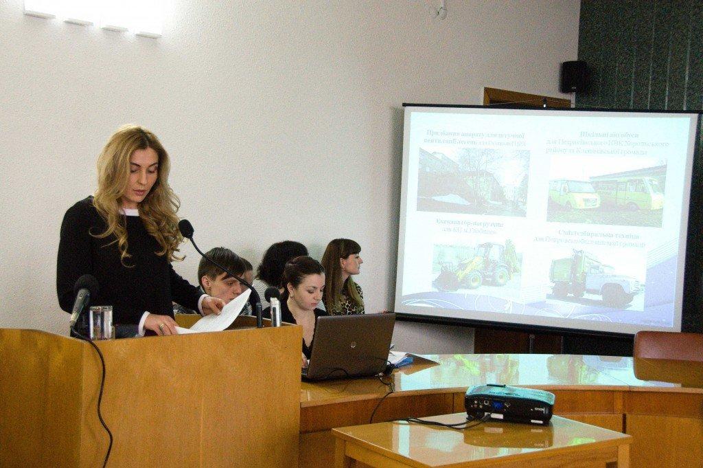 На Полтавщині коштом Державного фонду регіонального розвитку реалізують 22 інвестпроекти