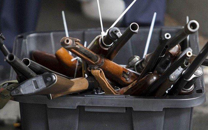 На Полтавщині стартував місячник добровільної здачі зброї