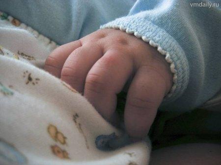 У Кременчуці немовля перевернуло на себе окріп