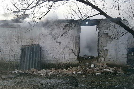На Полтавщині у пожежі загинула сім'я
