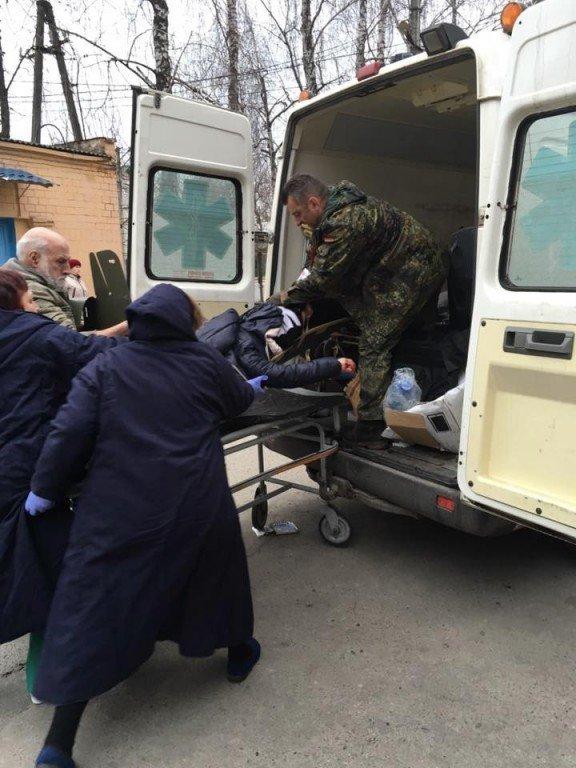 Серед постраждалих у ДТП під Лубнами – двоє дітей