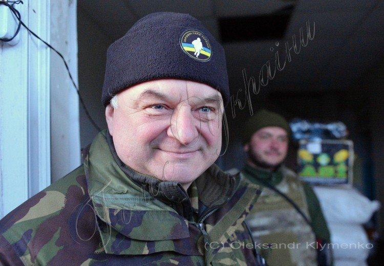 Три портрети із фронту: історії військовослужбовців з передової АТО