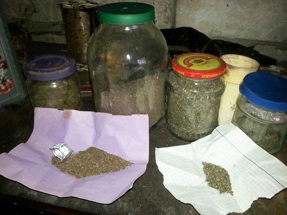 На Полтавщині у чоловіка вилучили наркотики