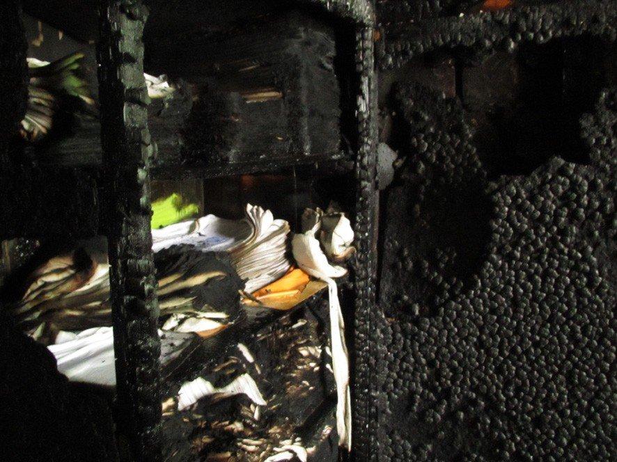 Пожежа у полтавській лікарні: рятувальники повідомили про наслідки