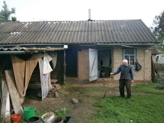 У жителя Пирятинського району вкрали корів та перевезли їх до Чернігівської області.