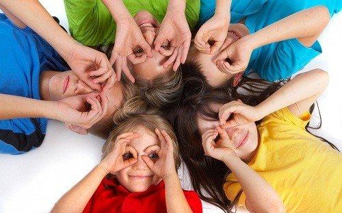 Для дітей учасників АТО проведусь «Школу лідерства»