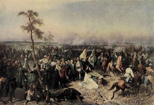 «У Полтаві зібрались відзначати річницю російської перемоги», – майданівці про Полтавську битву
