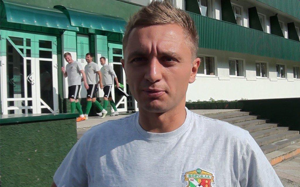 Олег Голодюк офіційно гравець «Ворскли»