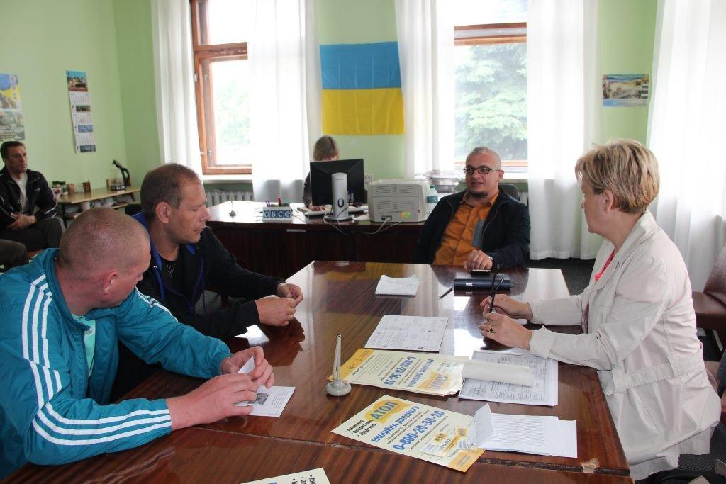 «Укргазвидобування» надасть робочі місця колишнім учасникам АТО з Полтавщини