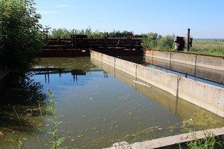 На Полтавщині відходи з побутовою хімією можуть потрапити в річку Сула