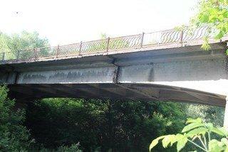 У Лубнах на ремонт аварійного моста потрібно 110 мільйонів гривень