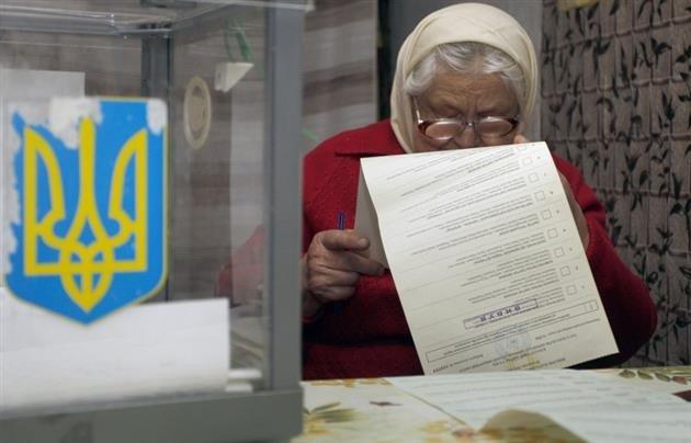 ЦВК затвердила бюлетені на вибори у 151 окрузі на Полтавщині