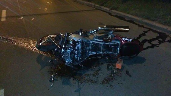 Поліція розшукує свідків ДТП, де загинув мотоцикліст і пішохід з собакою