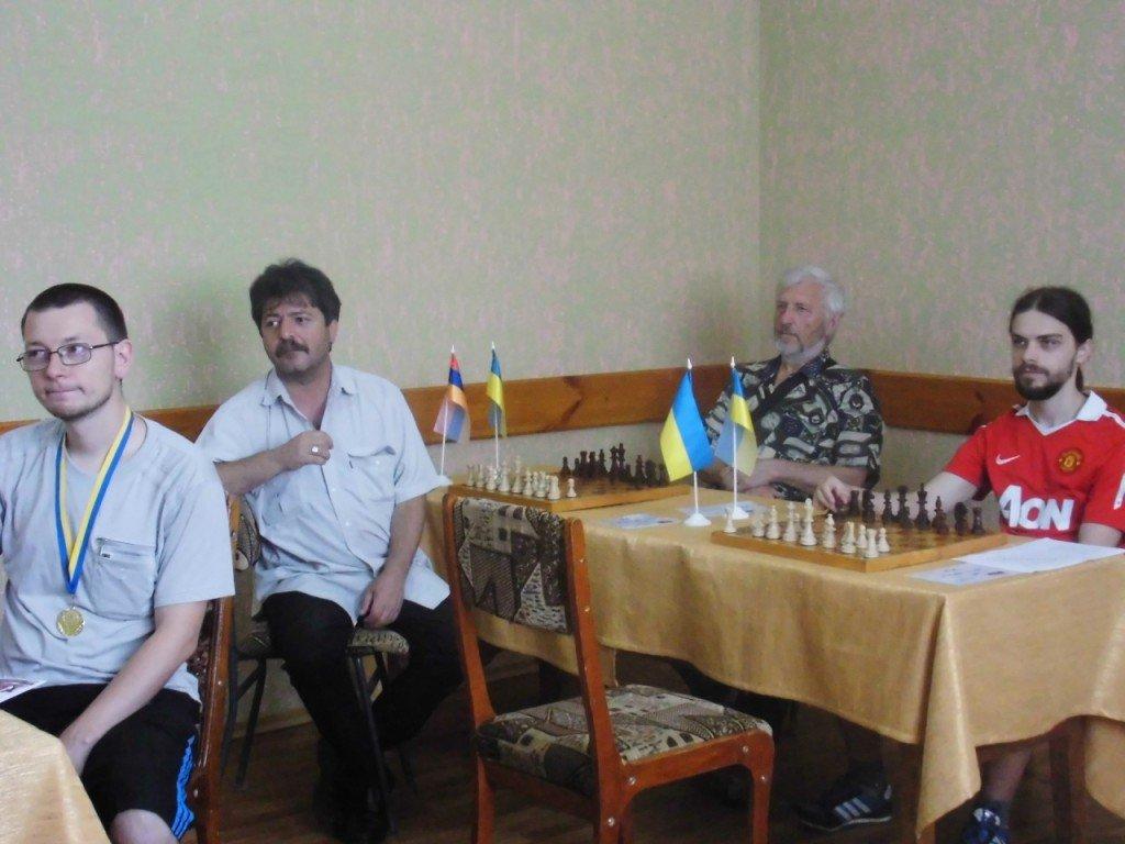 У Миргороді пройшов міжнародний шаховий турнір