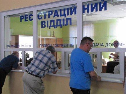 В областях сервісні центри МВС повинні запустити до весни 2017 року