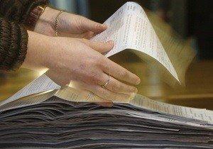 На Полтавщині видали бюлетені особам без паспорту