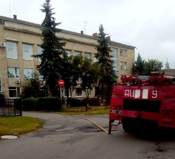 Замінування ОВК на Полтавщині: коментар поліції